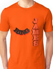Ring James Unisex T-Shirt