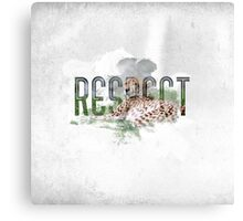 RESPECT Animals Canvas Print