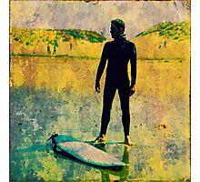 Surfer No.42 Photographic Print