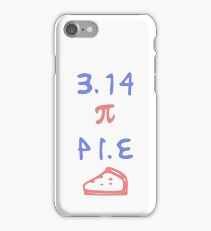 Brooks PI is PIE sign - Life is Strange iPhone Case/Skin
