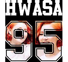 Mamamoo Hwasa 95 Photographic Print