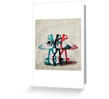 Surfer No.22 Greeting Card