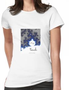 Magic Touch Womens Fitted T-Shirt