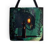 Bioshock Infinite Songbird & Elizabeth Tote Bag