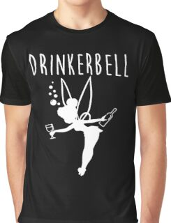 Drinker bell Graphic T-Shirt