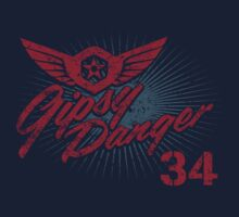 Pacific Rim - Gypsy Danger Kids Clothes