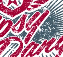Pacific Rim - Gypsy Danger Sticker