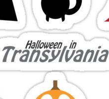 Halloween Family Sticker
