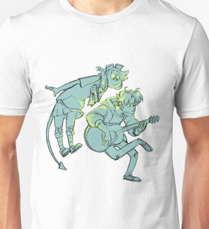 W2H - Guitar (no logo) Unisex T-Shirt