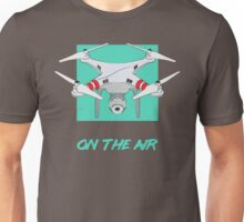 "Quadrocopter ""On The Air"" Unisex T-Shirt"
