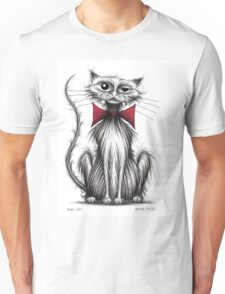 Posh cat Unisex T-Shirt