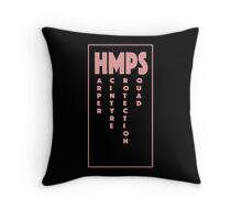Harper McIntyre Protection Squad Throw Pillow