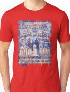 Valencia's ceramics Knights Unisex T-Shirt