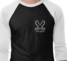 Ell!e's Cross K!KR Men's Baseball ¾ T-Shirt