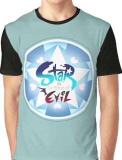 Star vs the forces of evil Logo Graphic T-Shirt