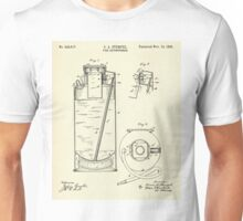 Fire extinguisher-1895 Unisex T-Shirt