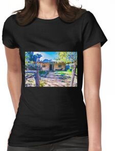 Stone House Womens Fitted T-Shirt