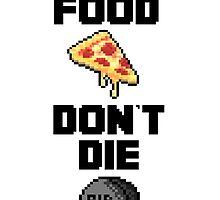 Eat food, don't die - Hat films by Francois Benoie