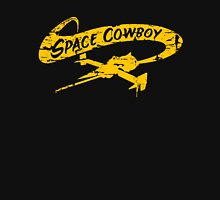 Space Cowboy - Distressed Yellow Unisex T-Shirt