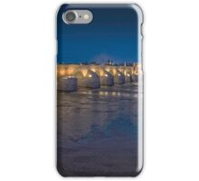 The Roman bridge at Cordoba, Spain iPhone Case/Skin
