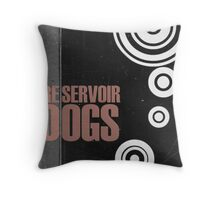 RESERVOIR DOGS Throw Pillow