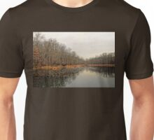 Autumn At The Pond Unisex T-Shirt