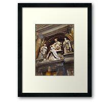 St. Peter's Basilica Framed Print