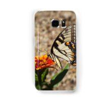 Eastern Tiger Swallowtail  Samsung Galaxy Case/Skin