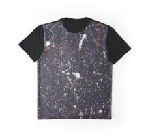 Space effect texture Graphic T-Shirt