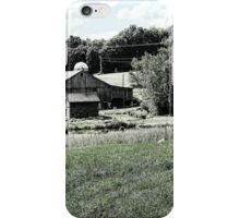 Typical Farm Setting iPhone Case/Skin