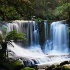 Horseshoe Falls.....Mount Field National Park.....Tasmania by Imi Koetz