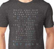 Let Down Unisex T-Shirt