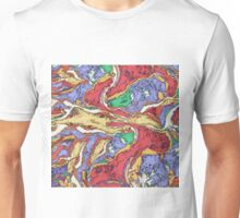 Complex waters Unisex T-Shirt