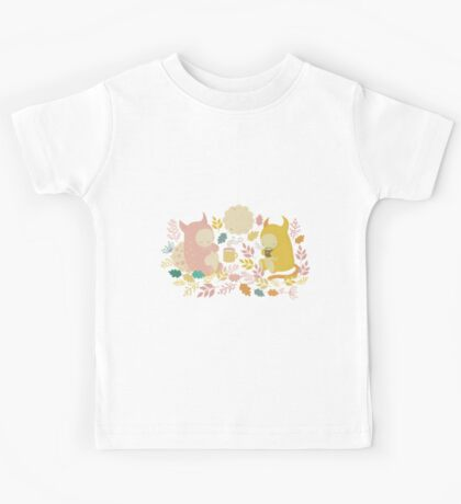 Fairytale Pattern2 Kids Tee