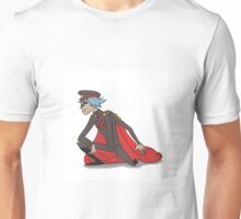 Mysterious Rick Unisex T-Shirt