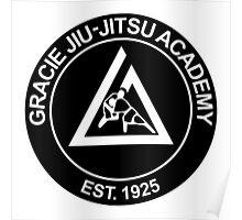 GRACIE BRAZILIAN JIU-JITSU (2) Poster