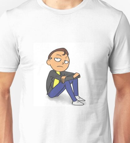 Greaser Morty Unisex T-Shirt