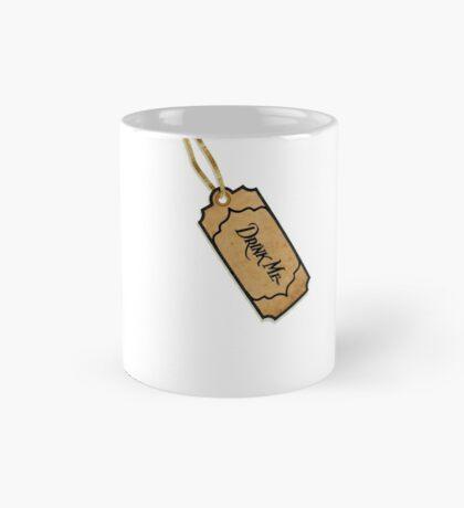 Drink me tea  Mug