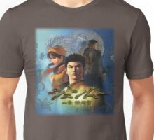 Shenmue - Box Art Unisex T-Shirt