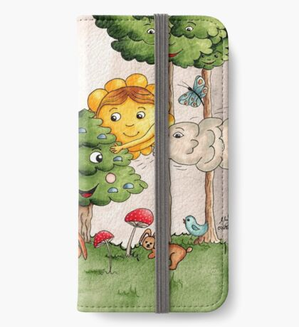 Tree, Cover,  iPhone Wallet/Case/Skin