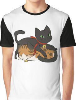 Coeurl Kittens Graphic T-Shirt