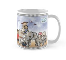 Baby Tribe Elephants Mug