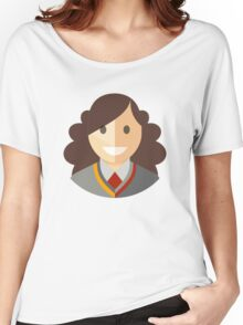 Hermione Icon Women's Relaxed Fit T-Shirt