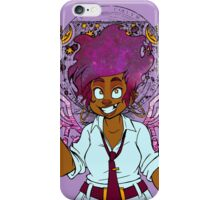 Deity Providence (colors) iPhone Case/Skin