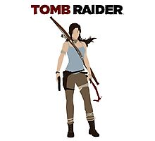 Lara Croft -  Tomb Raider Photographic Print