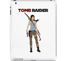 Lara Croft -  Tomb Raider iPad Case/Skin