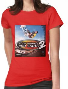 Tony Hawk Pro Sk8er 2 Womens Fitted T-Shirt