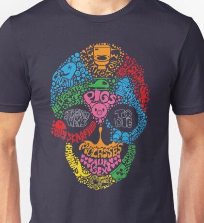 A Graphic Death Unisex T-Shirt