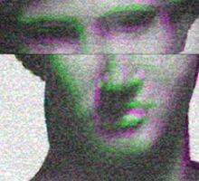 Athena Lemnia Glitch Edit Sticker