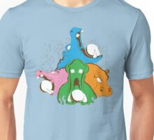 Hangry Hangry Hippos Unisex T-Shirt